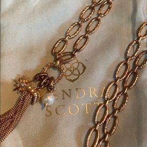 Jewelry - Kendra scott charm necklace